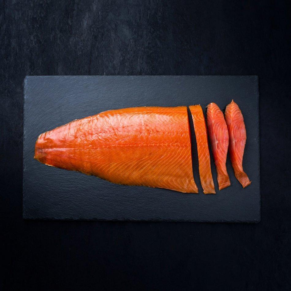 Alaska zalm, 500 gram